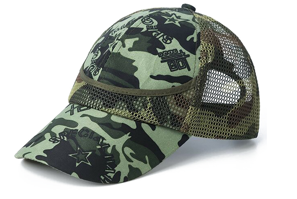 H8c0c6440ef2c492b997fc6657396309ah - 3-9 Yrs Outdoor Camouflage Baby Boy Mesh Baseball Cap Kids Cap Summer Autumn For Boys Girl Caps Net Casual Caps Kids Hats