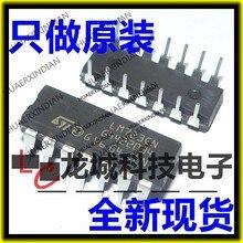 10 peças/lote nova fábrica original lm723cn dip-14 st chn em estoque