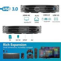 4 2 Hk1 X3 Tv Box Android 9.0 4 G 64gb Tvbox Android 9 Amlogic S905x3 4gb Ram 2.4g&5gWifi Bt4.0 1000m HK1 MAX Android Tv Set Top Box (4)