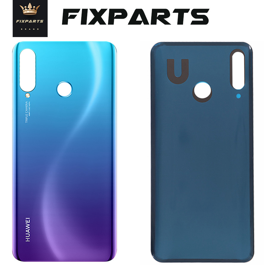 Original Huawei P30 Pro Battery Cover P30 Rear Door HUAWEI P30Lite Housing Back Case Replace Phone Huawei P30 Lite Battery Cover