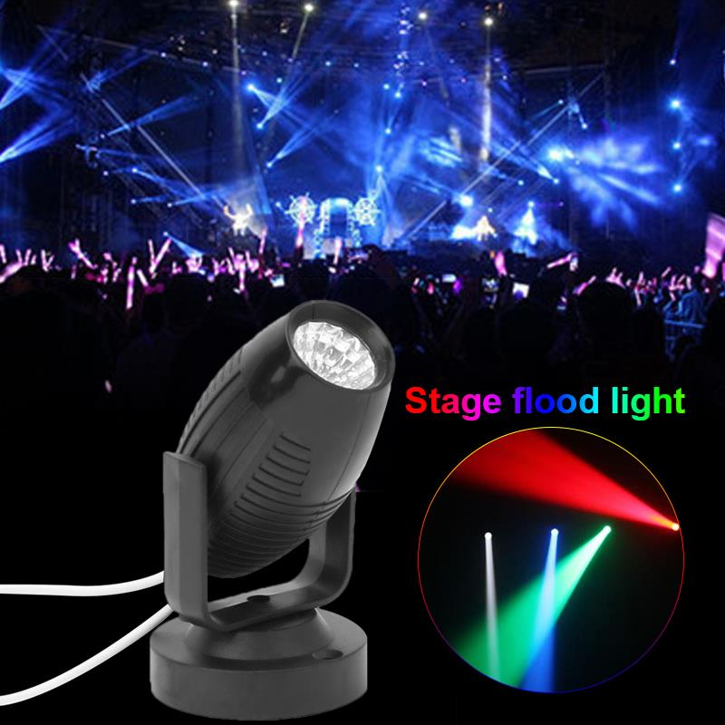 Beam Lights Stage Lamp Disco Light Stage Lights Laser Projector Dj Equipment KTV Mini Wedding Supplies Portable