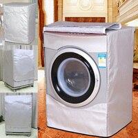 Neu Automatische Roller Waschmaschine Abdeckung Staubdicht Wasserdicht Atmungsaktiv für Home MJJ88