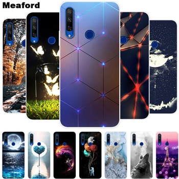 For Alcatel 3X 2019 Case Soft Silicone Printing Back Case for Alcatel 3X 3 X X3 2019 Cover Shockproof Funda 5048U 5048Y Cases bolomboy painted case for alcatel 1c case silicone soft tpu cases for alcatel 1c 5009d cover wildflowers cute animal bags