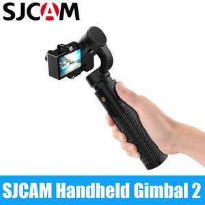 SJCAM Handheld GIMBAL 2 3 Axis Stabilizer Bluetooth Control Type C SJ-Gimbal 2 for SJ6 SJ7 SJ8 Pro Plus Air Camera