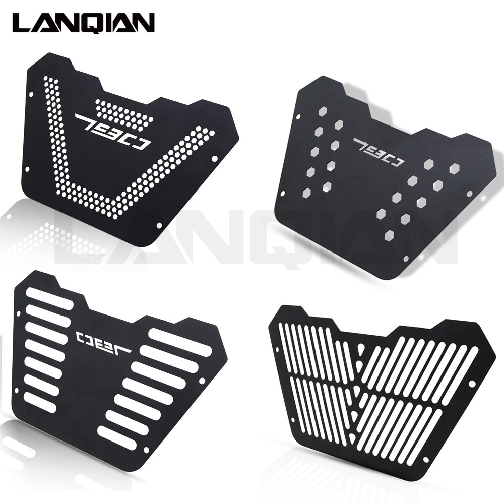 For KTM 790 Adventure Motorcycle Engine Guard Cover And Protector Crap Flap 790 Adventure R/S 790 Adventure 2019 Up Accessories