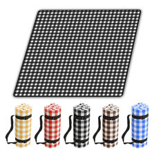 Camping Mat Picnic Blankets 79x79in Waterproof Outdoor Portable Beach Mat Ins Foldable Blanket HOT