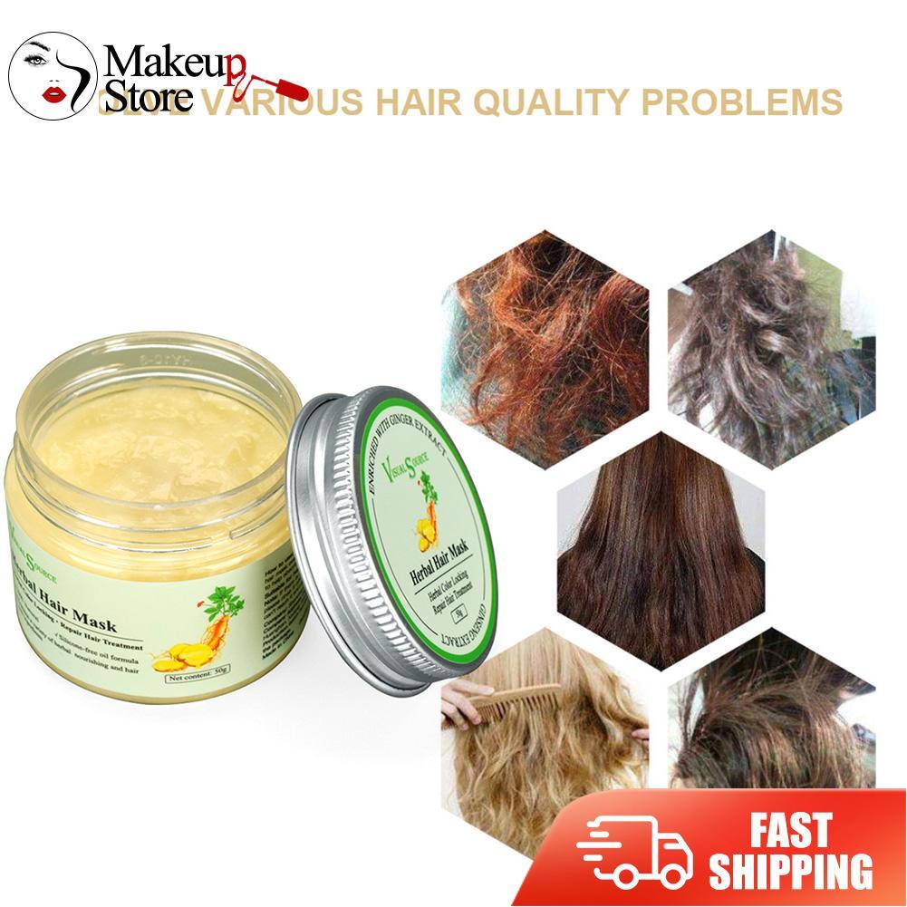 50ml Magical Keratin Hair Treatment Mask 5 Seconds Repairs Damage Hair Root Repair and Moisturize Hair and Scalp