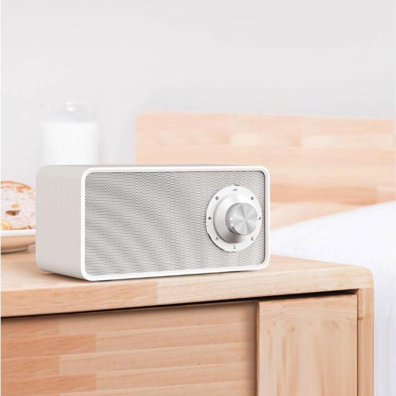 Image 4 - Xiaomi Mijia Qualitell Bluetooth Speaker Wireless Charger White  Noise Speaker New BLT5.0 EPP 10W Fast Charging Sleep SpeakerPortable  Speakers