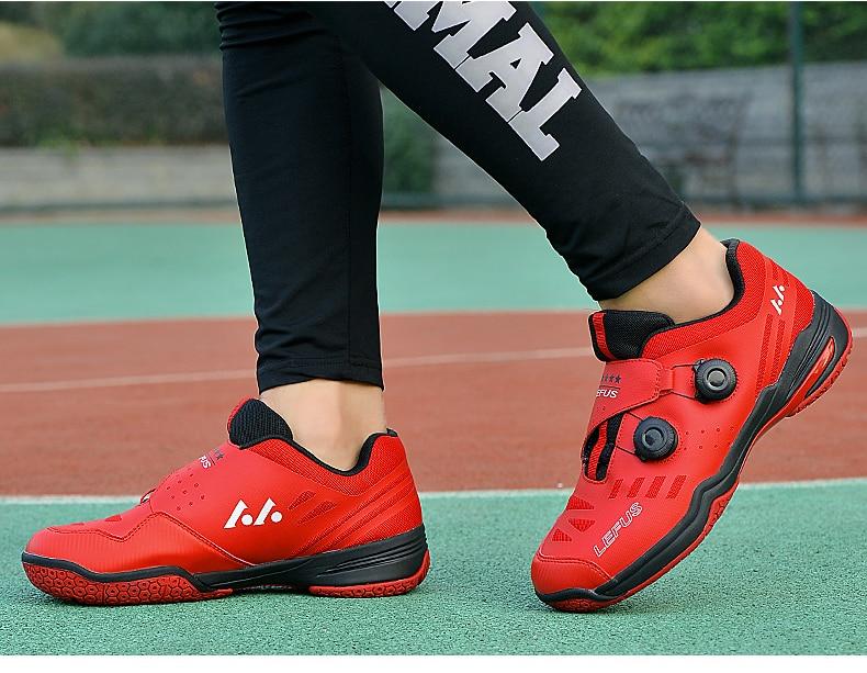 Tênis de badminton profissional, tênis de mesa,