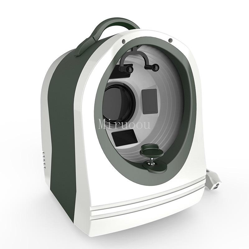 Automatic 3D Facial Magic Mirror Skin Analyzer Facial Skin Anlyzer Machine Skin Diagnosis Machine Facial Scanner