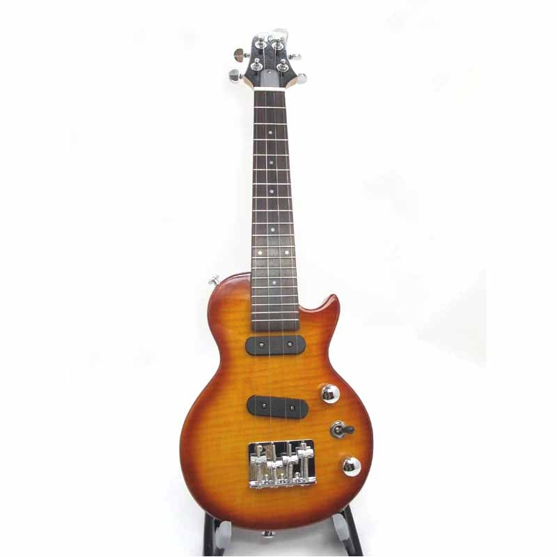 26 Inch Solid Mini Hawaiian Guitar