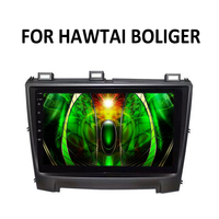 Car Radio FOR HAWTAI BOLIGER Multimedia system GPS Navigation MP5 2.5D Full Touch Screenwith WIFI/TV/Video/Carplay