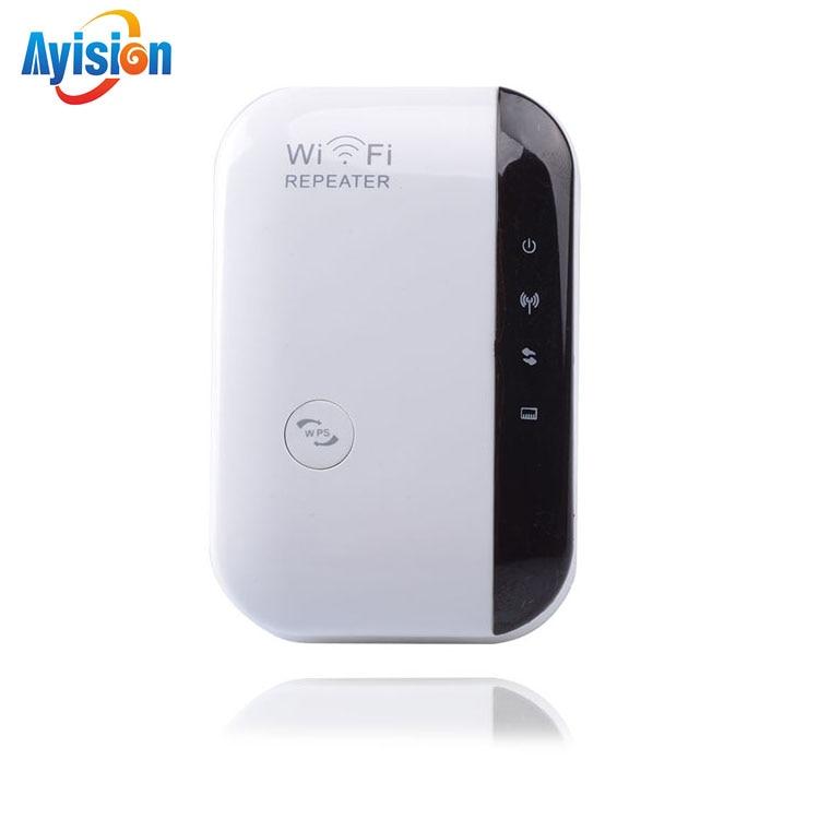 Sem fio Wi-fi Repetidor Extensor Wi-fi 300Mbps Wi-Fi Amplificador 802.11N/B/G Wi fi Impulsionador Repetidor Acesso Reapeter ponto de Roteadores