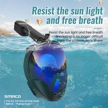 Маска для дайвинга незапотевающая маска подводного плавания