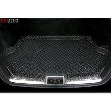 Водонепроницаемый боковой коврик для багажника автомобиля, подкладка для багажника автомобиля, аксессуары для багажника Suzuki Alto 2014 2015 2016