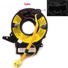 Train-Cable Slip-Ring Mazda for 3/5-2003-2008 BBP3-66-CS0 Wire Warning-Contact-Switch