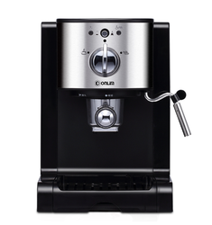 Donlim 20Bar Italian Coffee Machine Electric Semi-automatic Coffee Maker High Pressure Extraction Double Temperature Control