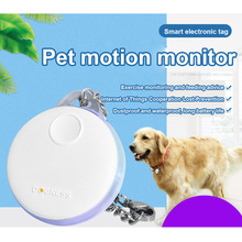 Trackers Monitor Pet-Positioning Smart GPS Dog Anti-Lost Cat Safety New-Upgrade Real-Time