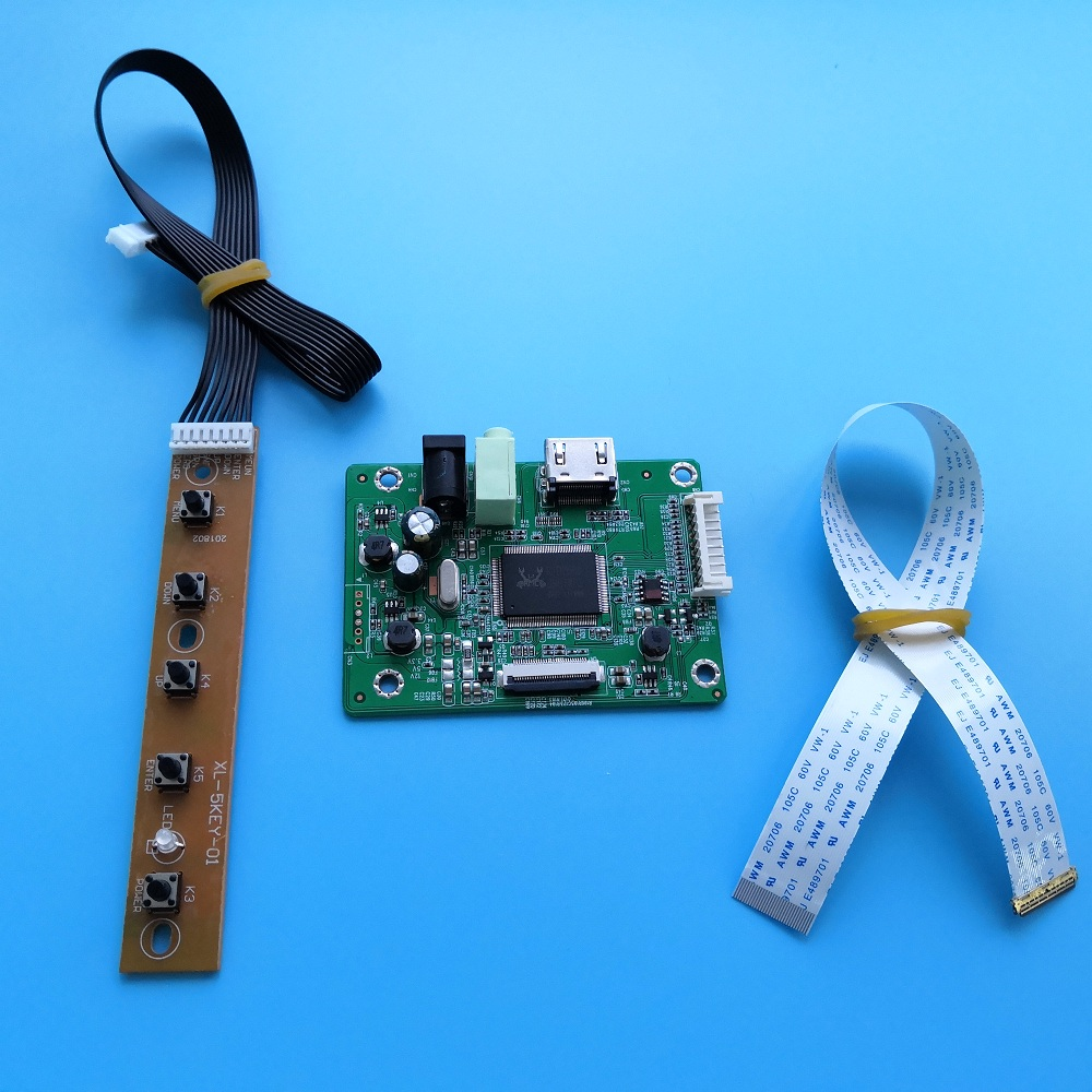 For N156BGA-EA3/N156BGA-EB2 Controller Drive Board EDP Mini LCD LED Kit Display Monitor Panel 1366X768 Cable Screen HDMI 15.6