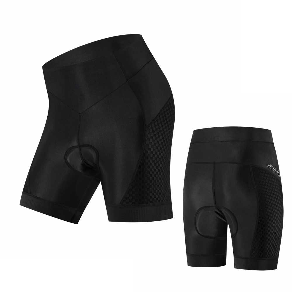 Womens Bike Shorts Padded for Cycling Bicycle Tights