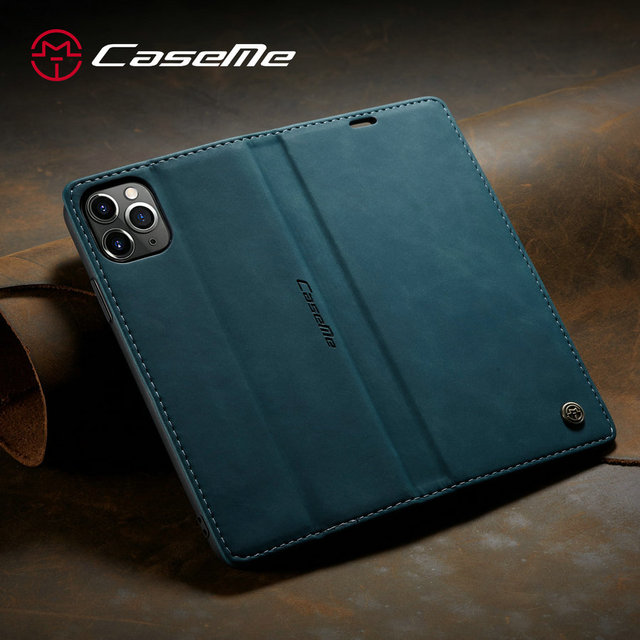 Leather Case iPhone 11 Pro Max 3