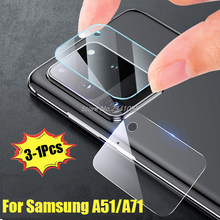 Camera Lens Glass for Samsung Galaxy A51 A71 Note 20 S20 Ultra Plus S20+ A31 A11 M31 A30 A40 S21 Screen Protector S20 Fe A51 A71