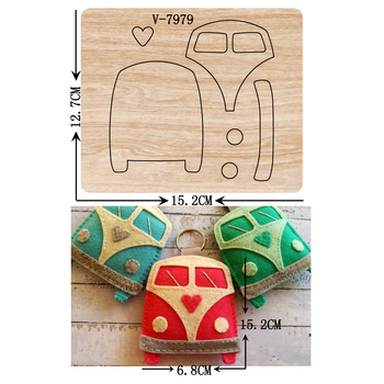 New wooden dies cutting for scrapbooking Multiple sizes V-7979 - discount item  46% OFF Arts,Crafts & Sewing