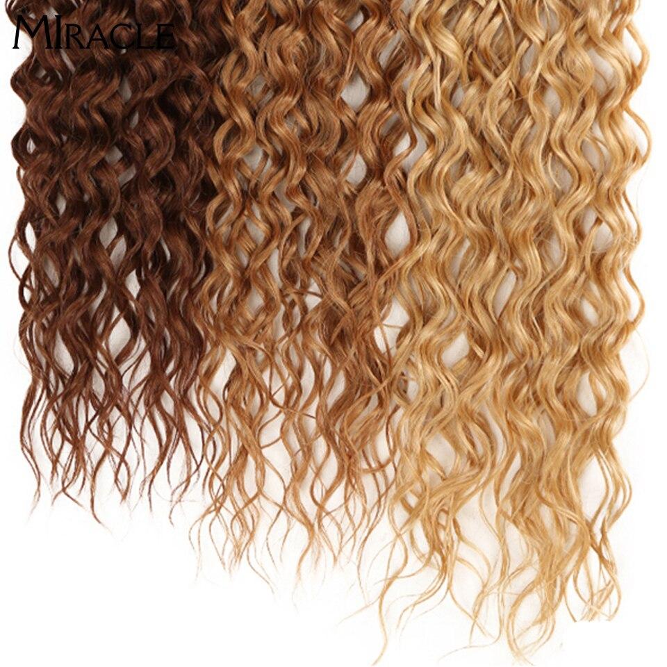 feixes de cabelo ombre loira resistente ao