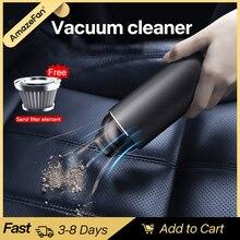 Car Vacuum Cleaner car Wireless Portable Handheld Super suction Mini Vacuum Cleaners for Car Aspirator AUTO Interior Cleaning