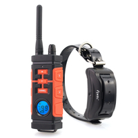 ipets-pet616-800m-rechargeable-and-waterproof-vibration-electric-dog-training-collar-shock-collarelectric-dog-bark-collar