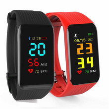 BINSSAW Bluetooth Smartwatch  Heart Rate Monitor smart Bracelet Blood Pressure Sport Watch Man for IOS Android  Blood Oxygen цена и фото