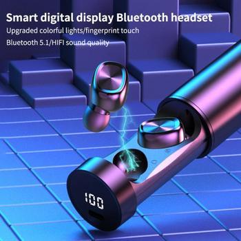 B9 TWS Bluetooth Earphone 5.1 Wireless 8D HIFI Sport Earphone MIC Earbuds Gaming Music Headset For X