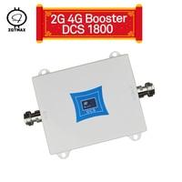 ZQTMAX 65dB هاتف محمول إشارة الداعم GSM 1800 هاتف محمول 2g 4g مكرر DCS 1800MHz lte الخلوية مكبر للصوت