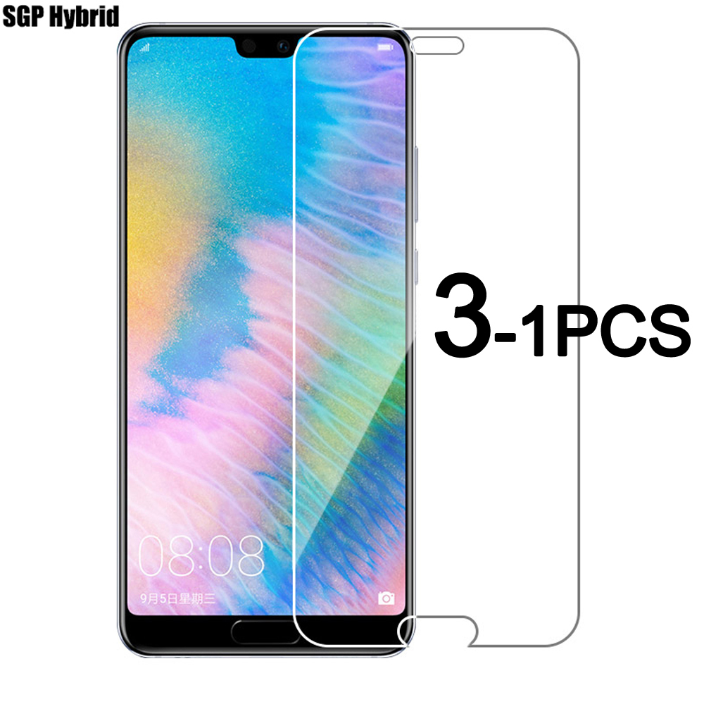 1-3PCS Safety Glass Screen Protector For Huawei P20 P20 Pro P30 lite Tempered Film For Hauwei P9 Lite Mini P40 P40 Lite Glass 1
