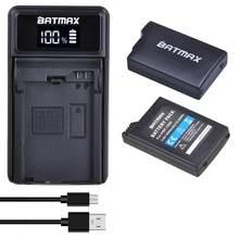 Batmax 3600mAh pil + LED USB şarj aleti Sony PSP 1000 için PlayStation taşınabilir PSP1000 konsol yedek piller