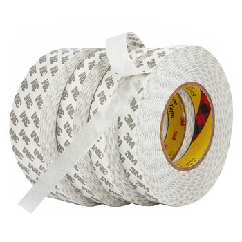 1 Roll 50M Strong Sticky adhesive double-sided tapes Width 5mm 10mm 15mm 20mm 25mm 30mm 35mm - 100mm Home Hardware double sided screen adhesive tape vehicle mobile phone ipad tape 1mm 2mm 3mm 5mm 8mm 10mm 15mm 20mm 15mm 30mm x 50m black