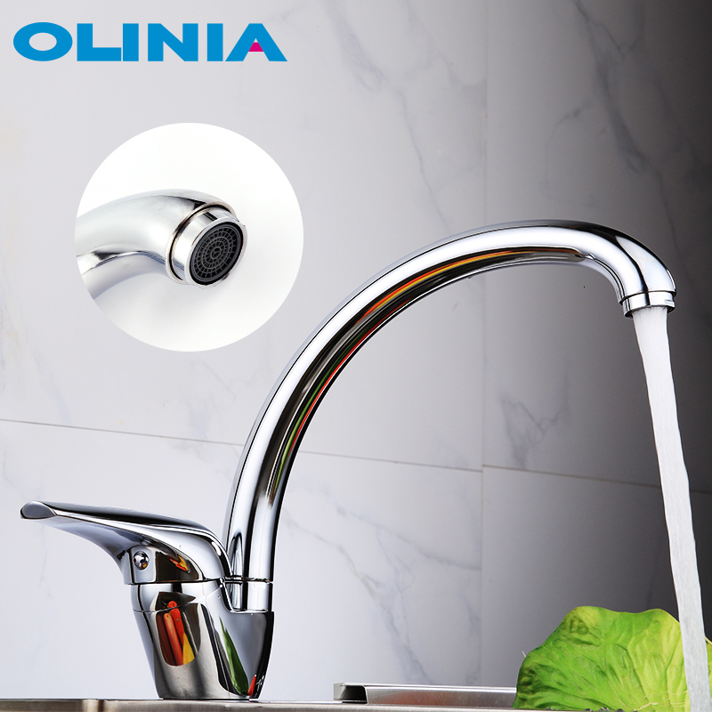 Olinia Kitchen Faucets Kitchen Faucet Kitchen Tap Sink Faucet  Kitchen Taps  Kitchen Sink Faucet  Water Tap Kitchen OL7195
