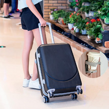 Sipnner-Wheels Luggage Trolley Travel-Suitcase Carry-On Cabin Women Fashion PC ABS Box