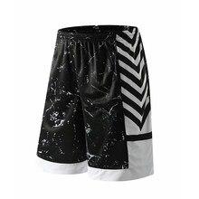 Customize number name Men Basketball Shorts Gym Men's Shorts Sports Athletic Running Fitness Beach Basketball Jogging Short Pant
