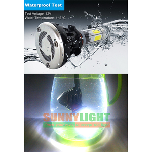 Image 5 - CNSUNNYLIGHT 8000Lm G5 4 Sides 360 Degrees LED H4 H7 H11 9006/HB4 9005/HB3 COB Car Headlight Bulbs 60W  DC 12V Fog Light 6000K
