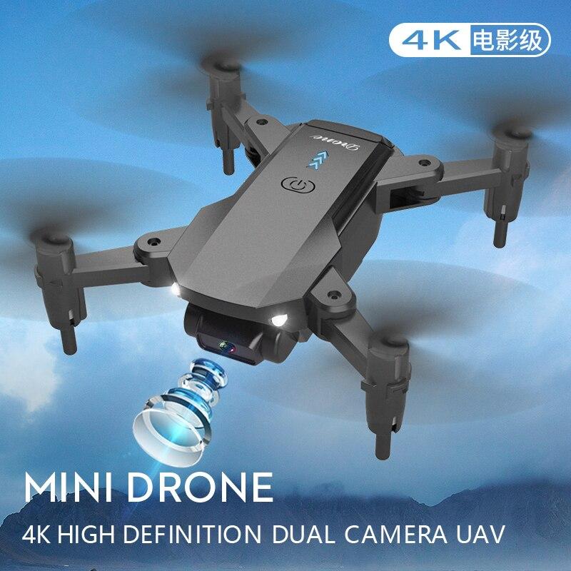 Мини-Дрон S603 RC с двойной камерой 4K HD, Wi-Fi, FPV 3