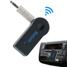 Wireless Bluetooth Car Receiver Adapter Audio AUX Music For Hyundai Accent ix35 iX45 iX25 i20 i30 Sonata Verna Solaris Elantra(China)