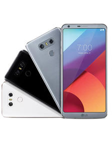 LG 32GB 4GB Quick Charge 3.0 Fingerprint Recognition 13mp Refurbished Cellphone Back-Camera