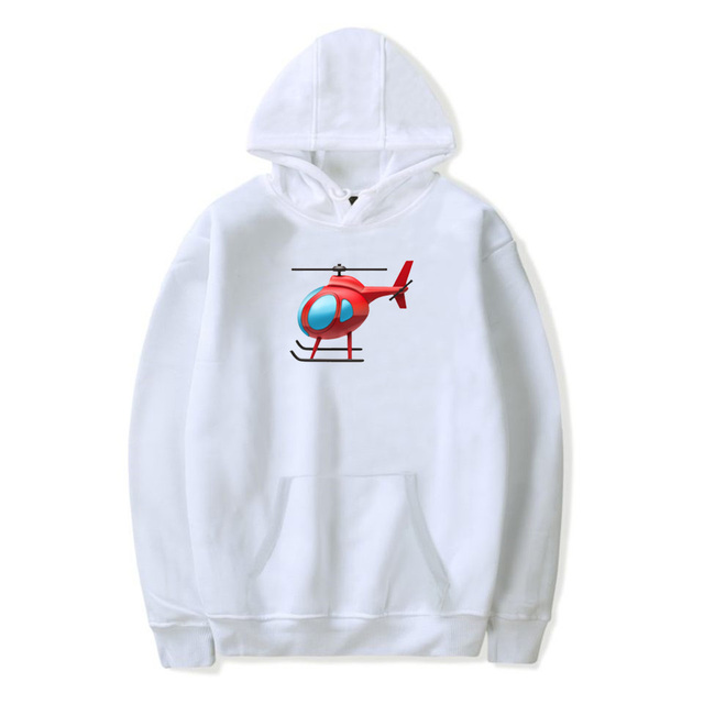 TONY LOPEZ HELICOPTER HOODIE (6VARIAN)