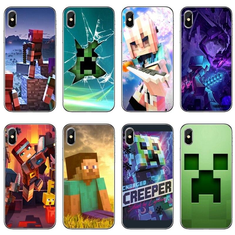 Игровых мини мировой аксессуары чехол для телефона Xiaomi Redmi Note 8 7 6 5A 4 Pro Redmi 7 7A K20 6 6A 5A 4A 4X 5 Plus S2 Бамперы      АлиЭкспресс