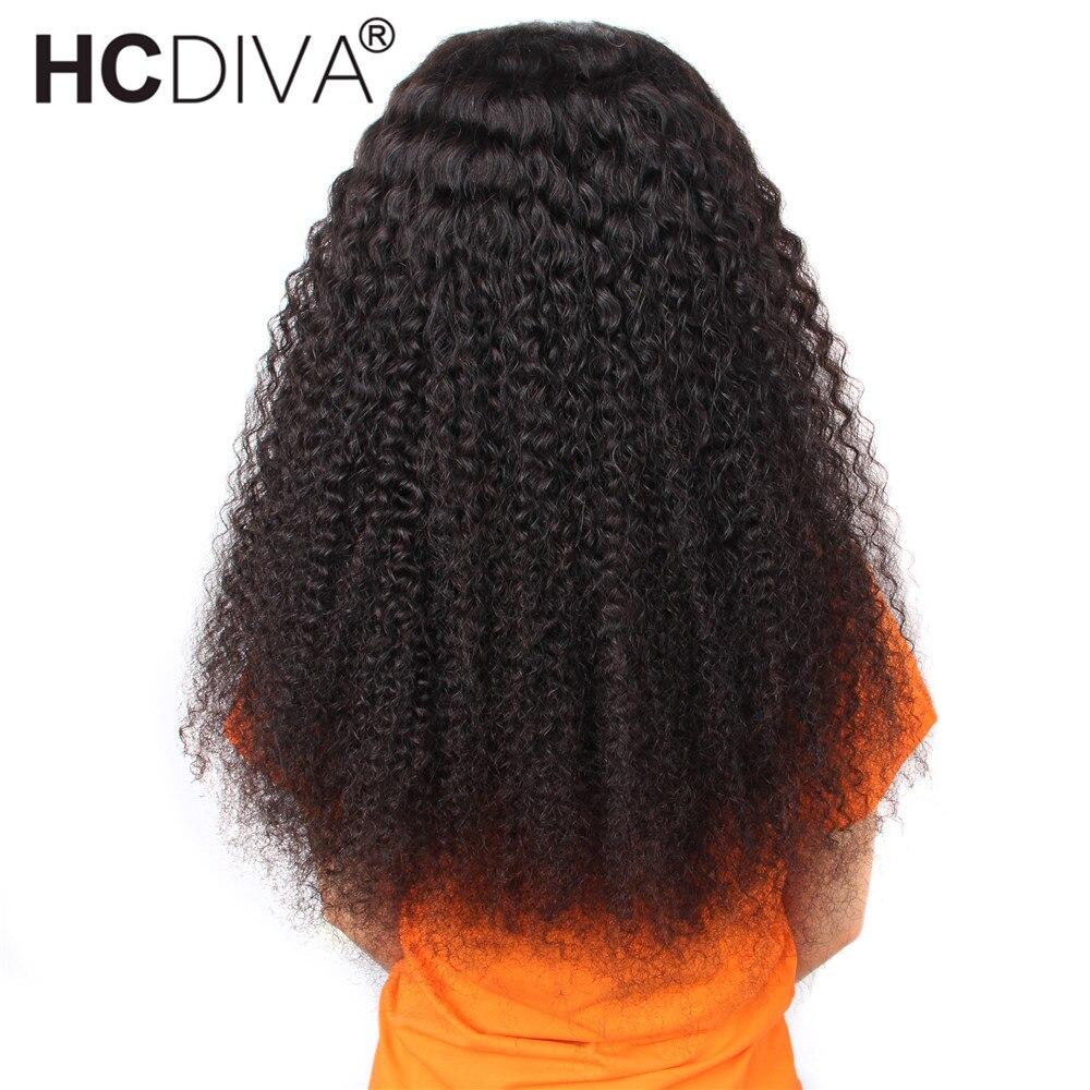 do meio 13x1 parte de renda perucas remy cabelo encaracolado