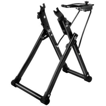 Soporte de llanta para llanta de bicicleta, soporte para llanta de 24-28 pulgadas, para ciclismo casero