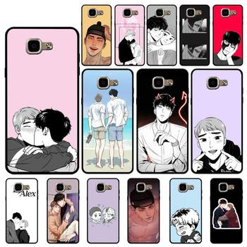 YNDFCNB BJ Alex Phone Case for Samsung A6 A8 Plus A7 A9 A20 A20S A30 A30S A40 A50 A70 image
