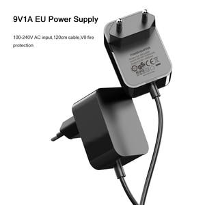 Image 2 - 9V 1A CE/GS Certification adaptateur secteur prise ue sortie cc 90 240V entrée ca 150cm câble chargeur alimentation