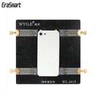 WL 6015 tampa traseira do dispositivo elétrico de vidro mais tarde vidro fixo molde para o telefone móvel moldes fixos com vidro traseiro|Conj. ferramentas elétricas| |  -